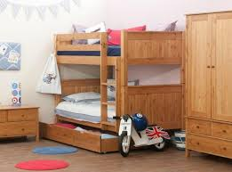 Stompa Classic Bunk Bed Bunk Bed Honey