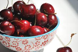 cherry clafoutis relishing it