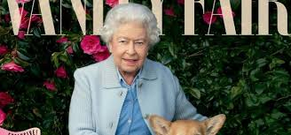 Vanity Fair Latest Issue Pics Queen Elizabeth Ii And Her 4 Dogs Are The Latest Cover Stars