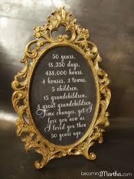 60th anniversary gift anniversary gift wall frame matted by enticingelements