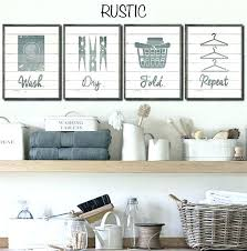 Laundry Room Decor Signs Best Laundry Room Decor Openall Club