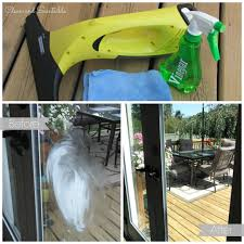 Cleaning Windows With Vinegar Power Washing And Window Cleaning With Karcher Clean And Scentsible