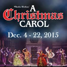 a christmas carol palace theater