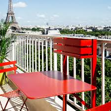 Outdoor Furniture Balcony by Bistro Balcony Table By Fermob In The Shop