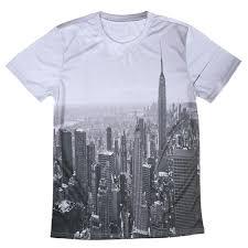 travel shirts images New york city men 39 s fashion shirt 3d print design men boys tshirt jpg