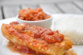 recette cuisine creole reunion cari de poisson rougail aux crevettes cuisine creole réunionnaise