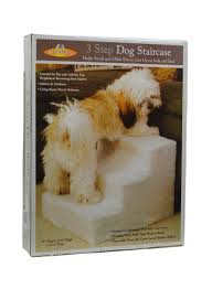 doggie steps for bed amazon com pet stairs 3 steps stairs small dog cat steps pet