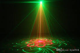laser stars indoor light show star effect remote control red green disco dj outdoor and indoor rg