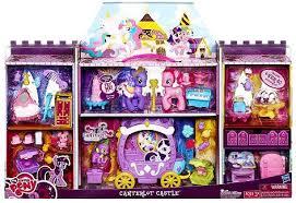 mlp wedding castle my pony exclusive deluxe playset canterlot