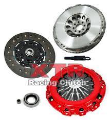 xtr stage 1 clutch kit chromoly flywheel fits nissan 350z infiniti