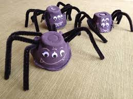 egg carton spiders by kiwico get steam u0026 stem projects