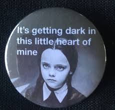 Addams Family Meme - halloween addams family meme brooch quotes badge pin