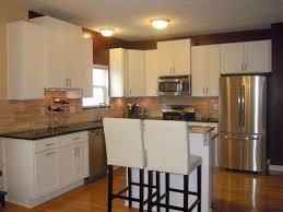 white kitchen cabinets rockford door style cliqstudios