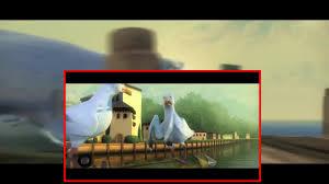 film kartun ikan hiu kartun animasi lucu mancing ikan hiu funny sort film animation