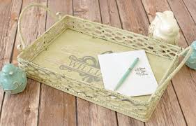 monogrammed serving trays monogrammed letter tray lab