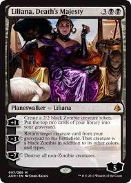 liliana death s majesty from amonkhet spoiler
