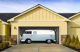 cool home garages the question is how was it parked sideways garage door mural