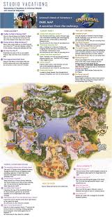 map of universal halloween horror nights universal studios islands of adventure florida amusement parks com