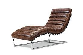 Chaise Lounge Leather Brown Leather Chaise Lounge U2013 Bankruptcyattorneycorona Com