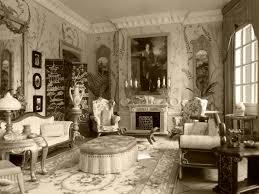 luxury penthouse classic european dining room interior design with