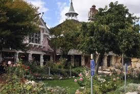 Slo Botanical Garden by Bcx News Madonna Inn