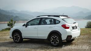 subaru tungsten review subaru xv a very likeable ckd japanese crossover