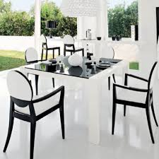 white dining room set dining room amusing black and white dining room set table
