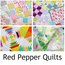handmade modern quilts and quilt patterns by redpepperquilts