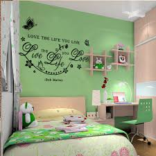 popular wall stickers sentences love buy cheap wall stickers bob love english sentence home room removable vine wall sticker decal decoration china mainland