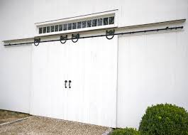 Sliding Horse Barn Doors by New England Barn Barn Accessories