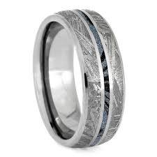 meteorite wedding band meteorite rings meteorite wedding bands jewelry by johan