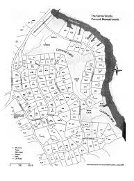 Concord Massachusetts Map by Our Tour Of Conantum Bill Janovitz Realtor