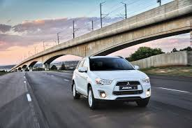 asx mitsubishi interior mitsubishi asx at the johannesburg international car show