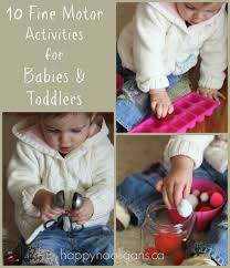 10 motor activities for babies and toddlers happy hooligans