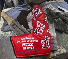 Flag Of Cameron U K Golf Championship Headcovers Though The Years Scotty Cameron