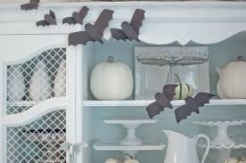domestic fashionista spooky halloween home