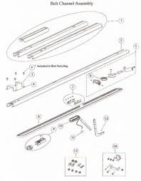 Overhead Garage Door Replacement Parts Legacy Compatible Garage Door Opener Parts Intellig 1200 Chain