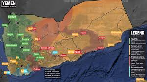 Current Map Of Middle East by Yemen U0027s Current Conflict Geopolitics
