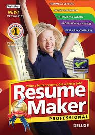 Resume Maker Professional Deluxe 17 Resumemaker Professional Deluxe 15 Download Review Resume Builder