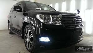 used toyota land cruiser 2008 toyota land cruiser ax g selection 2008 for sale in lahore pakwheels