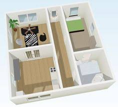 Design Your Home Online Free Floorplanner Com This Is Awesome Totally Free You Can Draw Your