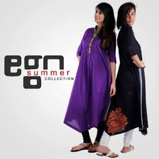 ego summer long shirts and kurtas collection for girls 22
