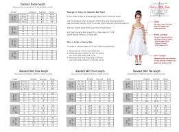 tutu dress size chart by justalittlesassshop on etsy tutu