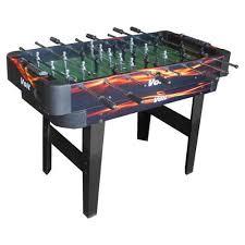 foosball table air hockey combination voit 48 9 in 1 combo table game air hockey foosball ping pong