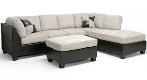 couch and ottoman set baxton studios sectional sofa sets