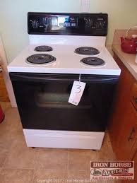 Whirlpool Cooktop Cleaner Iron Horse Auction Auction Personal Property Auction Norwood