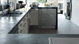 plan de travail cuisine effet beton plan de travail cuisine effet beton 6 plan de travail beton plan