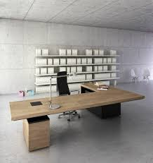 bureau bois design contemporain le mobilier de bureau contemporain 59 photos inspirantes