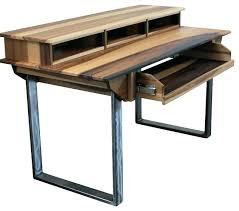 Small Cheap Desk Compact Studio Desk Small Desks For Audio Graphic