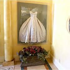 display wedding dress great lakes wedding gown specialists complete gown care